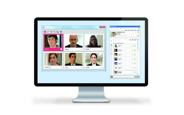 LG iPecs UCS Desktop App